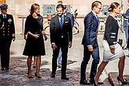 12-9-2017 STOCKHOLM State Opening of Parliament Crown Princess Victoria, Prince Daniel,Princess Madeleine, Prince Carl Philip, King Carl Gustaf, Queen Silvia, <br />  COPYRIGHT ROBIN UTRECHT 12-9-2017 STOCKHOLM Staatsopening van het Parlement Kroonprinses Victoria, Prins Daniel, Prinses Madeleine, Prins Carl Philip, Koning Carl Gustaf, Koningin Silvia,<br />