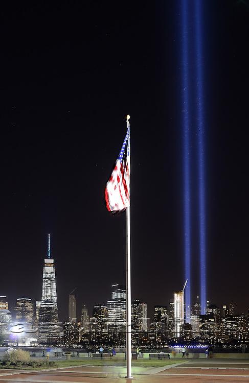 Memory of World Trade Center (2015)