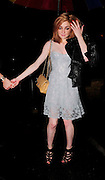 06.AUGUST.2009 - LONDON<br /> <br /> NICOLA ROBERTS AND CHARLIE FENNELL LEAVING GILGAMESH BAR'S 3RD BIRTHDAY AT 3.15AM AND LOOKED LIKE NICOLA HAD A FEW TO MANY DRINKS.<br /> <br /> BYLINE: EDBIMAGEARCHIVE.COM<br /> <br /> *THIS IMAGE IS STRICTLY FOR UK NEWSPAPERS &amp; MAGAZINES ONLY*<br /> *FOR WORLDWIDE SALES &amp; WEB USE PLEASE CONTACT EDBIMAGEARCHIVE - 0208 954 5968*