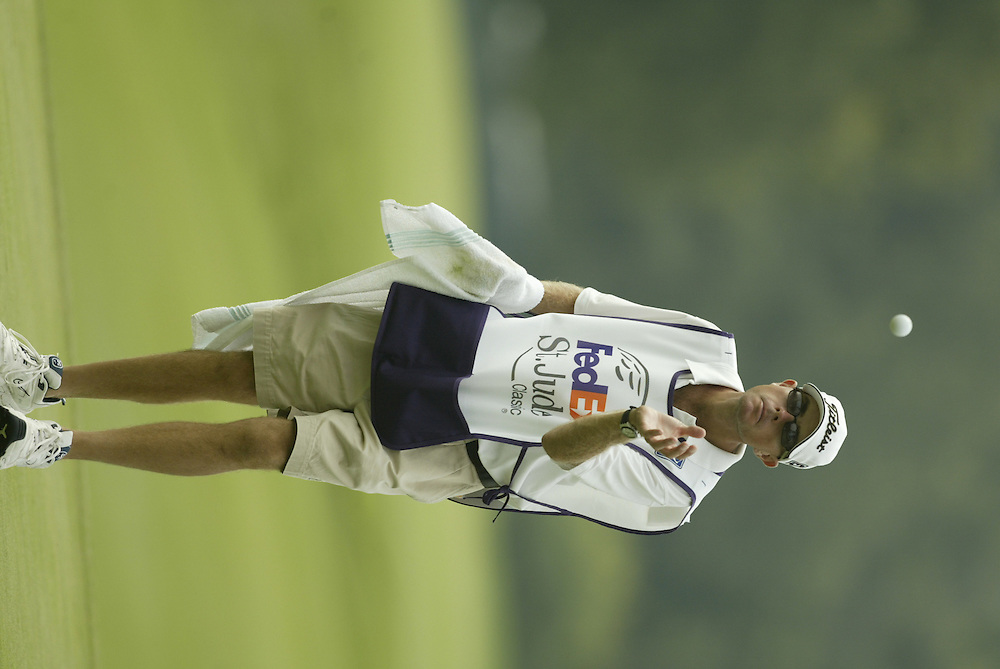 Justin Hoyle..2003 FedEx/St. Jude Classic..June 26-29 2003..TPC at Southwind..Memphis, TN..photograph by Darren Carroll
