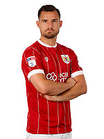 Bailey Wright of Bristol City - Mandatory by-line: Matt McNulty/JMP - 01/08/2017 - FOOTBALL - Ashton Gate - Bristol, England - Bristol City Headshots