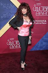 Cheryl Song bei den Soul Train Awards 2016 in Las Vegas / 061116<br /> <br /> *** Soul Train Awards 2016 Red Carpet at the Orleans Arena in Las Vegas, USA, November 6, 2016 ***