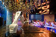 Robotic bartenders in Las Vegas