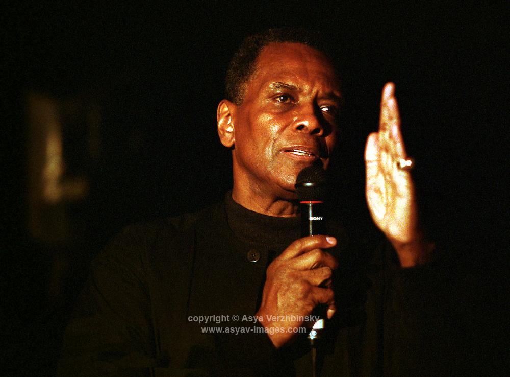 Portrait of Arthur Mitchell
