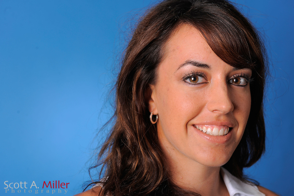 Stacey Bieber during a portrait session prior to the second stage of LPGA Qualifying School at the Plantation Golf and Country Club on Sept. 25, 2011 in Venice, FL...©2011 Scott A. Miller