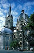 DEU, Germany, Aachen, the cathedral....DEU, Deutschland, Aachen, der Dom. .. ......