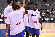 Awudu Abass<br /> Nazionale Italiana Maschile Senior<br /> Torneo di Tolosa<br /> Belgio Italia Belgium Italy<br /> FIP 2017<br /> Tolosa, 19/08/2017<br /> Foto M.Ceretti / Ciamillo - Castoria