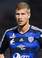 Guillaume Loriot - 07.08.2015 - Creteil / Bourg Peronnas - 2eme journee de Ligue 2<br /> Photo : Andre Ferreira / Icon Sport
