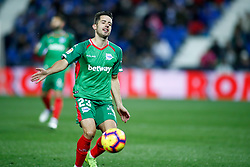 November 23, 2018 - Leganes, MADRID, SPAIN - Jony of Alaves during the Spanish Championship La Liga football match between CD Leganes and Deportivo Alaves on November 23th, 2018 at Estadio de Butarque in Leganes, Madrid, Spain. (Credit Image: © AFP7 via ZUMA Wire)
