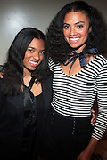 27 December 2009- New York, NY- Sky Larrieux(Daughter) and Amel Larrieux at Amel Larrieux Produced by Jill Newman Productions in association with Blisslife at The Highline Ballroom on December 27, 2009 in New York City. Photo Credit: Terrence Jennings/SIPA USA