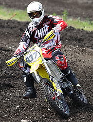 "29.05.2011, Offroad-Park, Muenchen, GER, GER, ADAC MX Masters, Munich, im Bild Tom SOEDERSTROEM (SWE) bei den ""ADAC MX Masters"" // Tom SOEDERSTROEM (SWE) competing during the ""ADAC MX Masters"" in Munich, GER, Germany.EXPA Pictures © 2011, PhotoCredit: EXPA/ S. Kiesewetter"