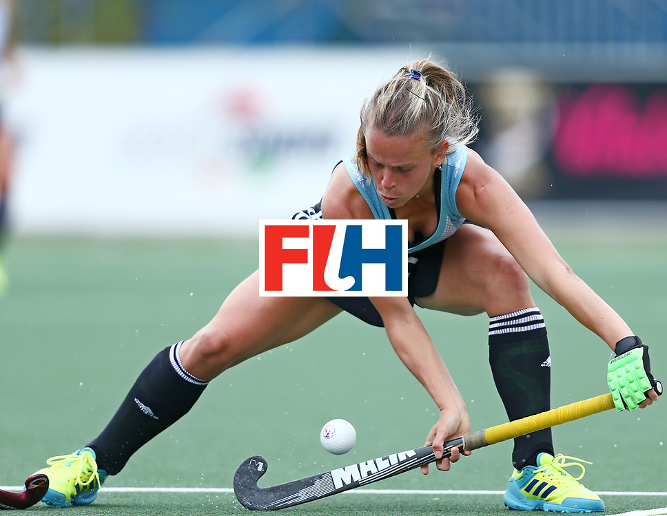New Zealand, Auckland - 18/11/17  <br /> Sentinel Homes Women&rsquo;s Hockey World League Final<br /> Harbour Hockey Stadium<br /> Copyrigth: Worldsportpics, Rodrigo Jaramillo<br /> Match ID: 10294 - ARG vs CHN<br /> Photo: (18) SAUZE Victoria12