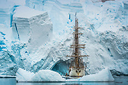 Sailing to Antarctica 2018 on Tallship Bark Europa