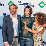 NLD/Amsterdam/20170420 - Premiere De Mannentester, ..... en Eva van de Wijdeven