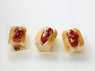 Andouille Mini Hot Dogs