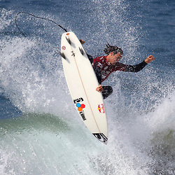Jordy Smith of South Africa  during the The Ballito Pro at Willard Beach, Ballito, South Africa. (Photo Brian Spurr)