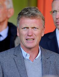 David Moyes  - Photo mandatory by-line: Joe Meredith/JMP - Mobile: 07966 386802 - 04/10/2014 - SPORT - Football - Walsall - Bescot Stadium - Walsall v Bristol City - Sky Bet League One