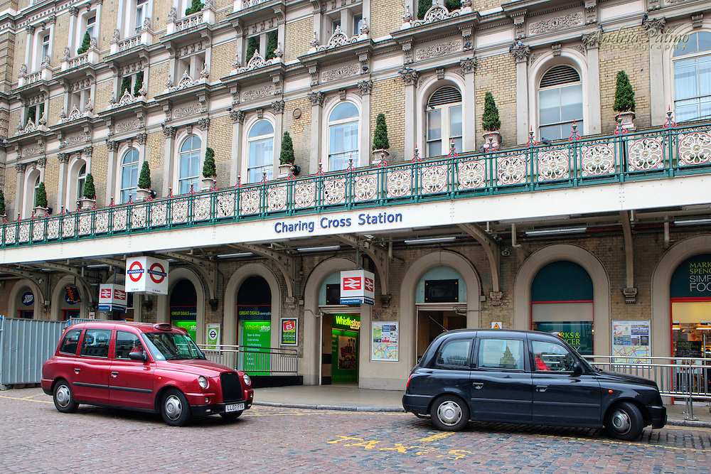 Charing Cross Station, London