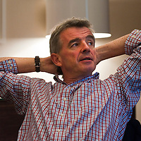 CEO of Ryanair Michael O'Leary