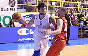 DESCRIZIONE : Qualificazioni EuroBasket 2015 Italia-Svizzera<br /> GIOCATORE : Alessandro Gentile<br /> CATEGORIA : nazionale maschile senior A <br /> GARA : Qualificazioni EuroBasket 2015 Italia-Svizzera<br /> DATA : 17/08/2014 <br /> AUTORE : Agenzia Ciamillo-Castoria