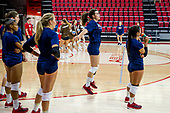 2018.09.04 NJIT Women's Volleyball v. Lehigh
