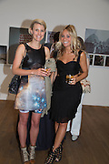 ANJHE MULES; ALICE STONE, TPG Contemporaries Party. Photographers' Gallery. Ramillies St. London. 19 June 2013