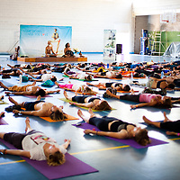3rd Barcelona Yoga Conference 2013