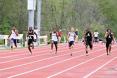 E13 Men's 100M Trial