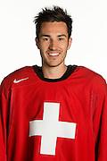 31.07.2013; Wetzikon; Eishockey - Portrait Nationalmannschaft; Thibaut Monnet (Valeriano Di Domenico/freshfocus)