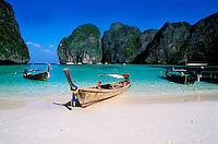 Thailande - <br /> Krabi province - Ko Phi Phi <br /> Phi Phi Le - Ao Maya
