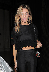 Model Abbey Clancy attends House of Holland SS 2015 catwalk show during London Fashion Week Spring Summer 2015 in London, UK. 13/09/2014 <br />BYLINE MUST READ : GOTCHAIMAGES.COM<br /><br />Copyright by © Gotcha Images Ltd. All rights reserved.<br />Usage of this image is conditional upon the acceptance <br />of Gotcha Images Ltd, terms and conditions available at<br />www.gotchaimages.com