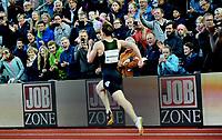 Friidrett , 13. juni 2019 , Bislett Games , Diamond League ,<br /> <br /> Karsten Warholm , Norge 400 m hurdles<br /> illustrasjon , fan , fans , publikum