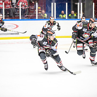 2019-01-05 | Malmö, Sweden: During the game between Malmö Redhawks and Örebro Hockey at Malmö Arena ( Photo by: Roger Linde | Swe Press Photo )<br /> <br /> Keywords: Malmö Arena, Malmö, Icehockey, SHL, Malmö Redhawks, Örebro Hockey