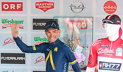 06.07.2017, Kitzbühel, AUT, Ö-Tour, Österreich Radrundfahrt 2017, 4. Etappe von Salzburg - Kitzbüheler Horn (82,7 km/BAK), im Bild Stefan Denifl (AUT, Aqua Blue Sport) // Stefan Denifl (AUT, Aqua Blue Sport) during the 4th stage from Salzburg - Kitzbueheler Horn (82,7 km/BAK) of 2017 Tour of Austria. Kitzbühel, Austria on 2017/07/06. EXPA Pictures © 2017, PhotoCredit: EXPA/ JFK