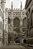 King's College, Cambridge University