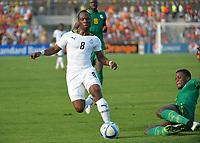 Emmanuel Badu Agyemang (GHA)