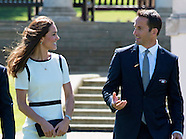 KATE Middleton & Sir Ben Ainslie America Cup Bid