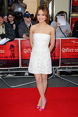 APR 01 World Premiere of The Quiet Ones