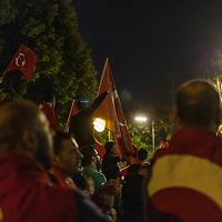16 Pro Erdogan Demonstration Berlin