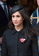 Meghan Markle & Prince Harry Attend Anzac Service2