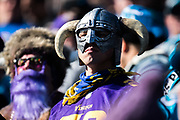 December 10, 2017: Minnesota vs Carolina. Vikings fan