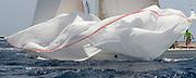 Tranquilo at the Antigua Classic Yacht Regatta