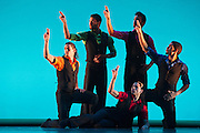 29/05//2012. London, UK. Danza Contempora?nea de Cuba returns to Sadler's Wells from Tuesday 29 May - Friday 1 June 2012  as part of a six week Dance Consortium UK tour following its first critically acclaimed visit in 2010.