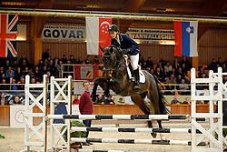 01 - Larko De Laubry<br /> BWP Hengstenkeuring 2014<br /> Zilveren Spoor Moorsele 2014<br /> © Dirk Caremans