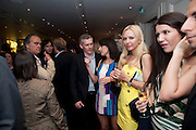 Book launch party for the paperback of Nicky Haslam's book 'Sheer Opulence', at The Westbury Hotel. London. 21 April 2010
