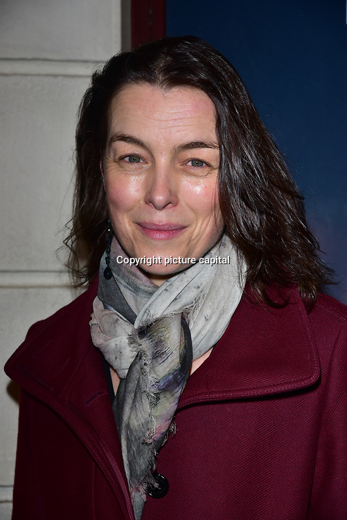 London, England, UK. 23 January 2018. Victoria Hislop Arrivers at Beginning - press night at Ambassadors Theatre.