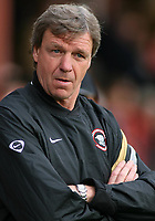 Photo: Paul Thomas.<br /> Grimsby Town v Hereford United. Coca Cola League 2. 08/10/2006.<br /> <br /> Graham Turner, Hereford manager.