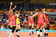 Volleyball Women's World Championship - Canada v China - 02 October 2018