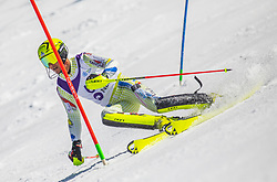 60# Rius Gimenez Alex from Andora during the slalom of National Championship of Slovenia 2019, on March 24, 2019, on Krvavec, Slovenia. Photo by Urban Meglic / Sportida