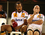 Rugby - S15 Brumbies v Chiefs